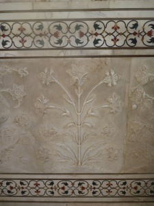 FLOWER PANEL CARVING